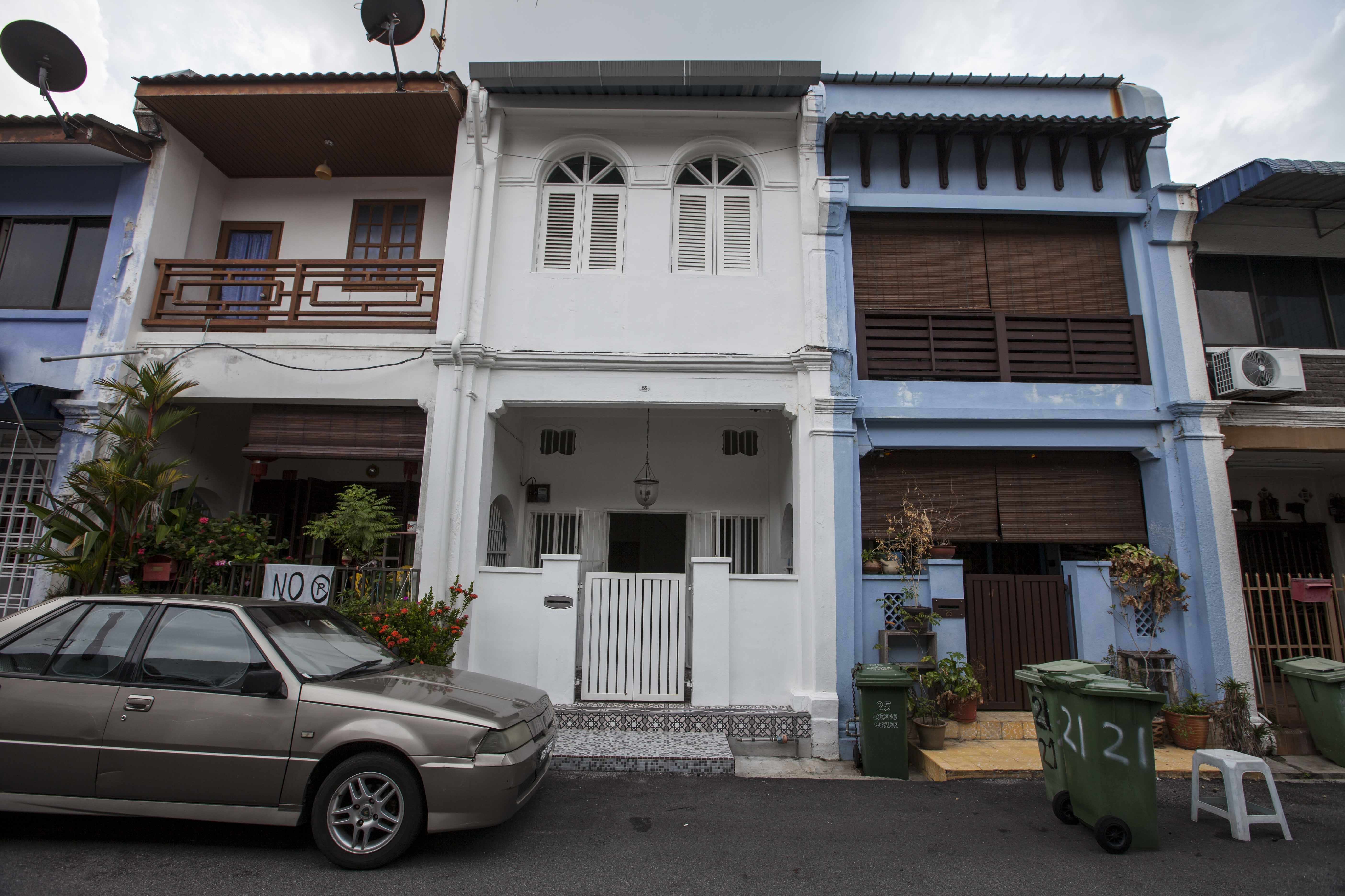 Ceylon Road Penang Heritage Shoplot Listing