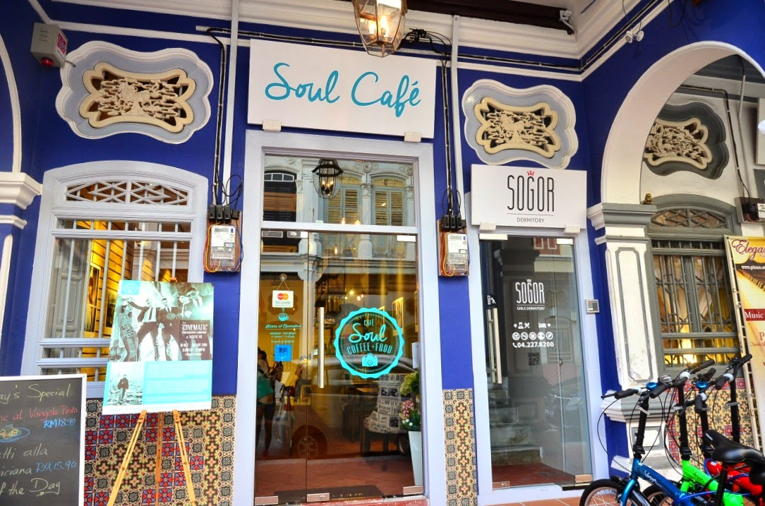 Soul Cafe Kek Chuan Road (11)